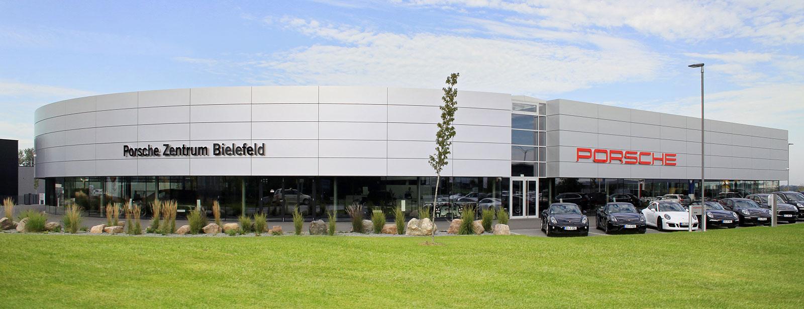 Porsche Centre Bielefeld