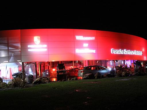 Offizielle Eröffnung unseres neuen Porsche Zentrum Bielefeld